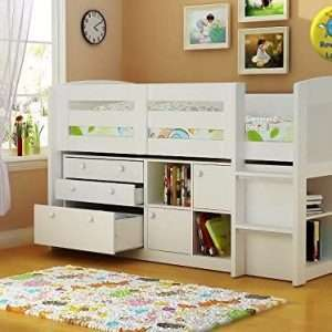Neptune Children's Midsleeper Bed