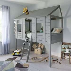 Christopher Grey Treehouse Midsleeper Bed