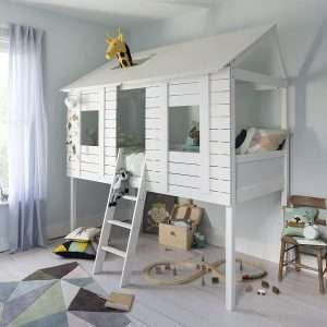 Christopher White Treehouse Midsleeper Bed