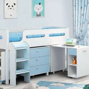 Julian Bowen Kimbo Boys Cabin Bed