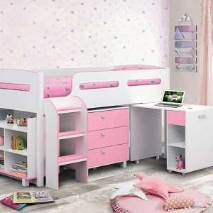 Julian-Bowen-Kimbo-Girls-Cabin-Bed