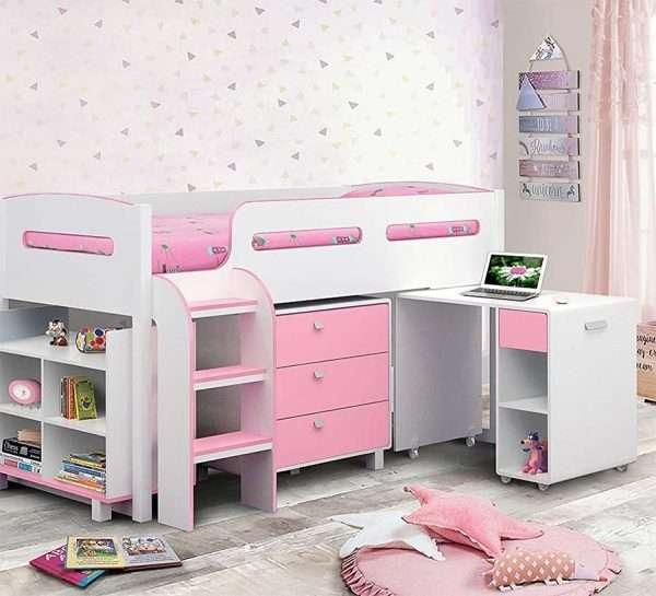 Julian-Bowen-Kimbo-Girls-Cabin-Bed