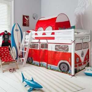 Campervan Midsleeper Bed
