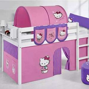 Mid Sleeper Beds with Tent