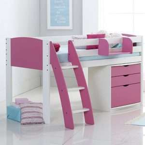 Scallywag Mid Sleeper Cabin Bed